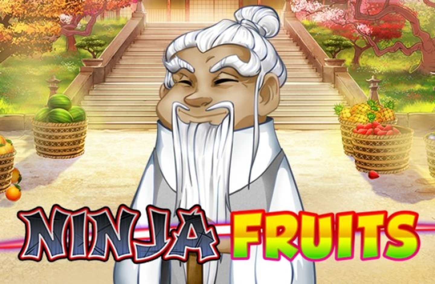 The Ninja Fruits Online Slot Demo Game by Playn GO
