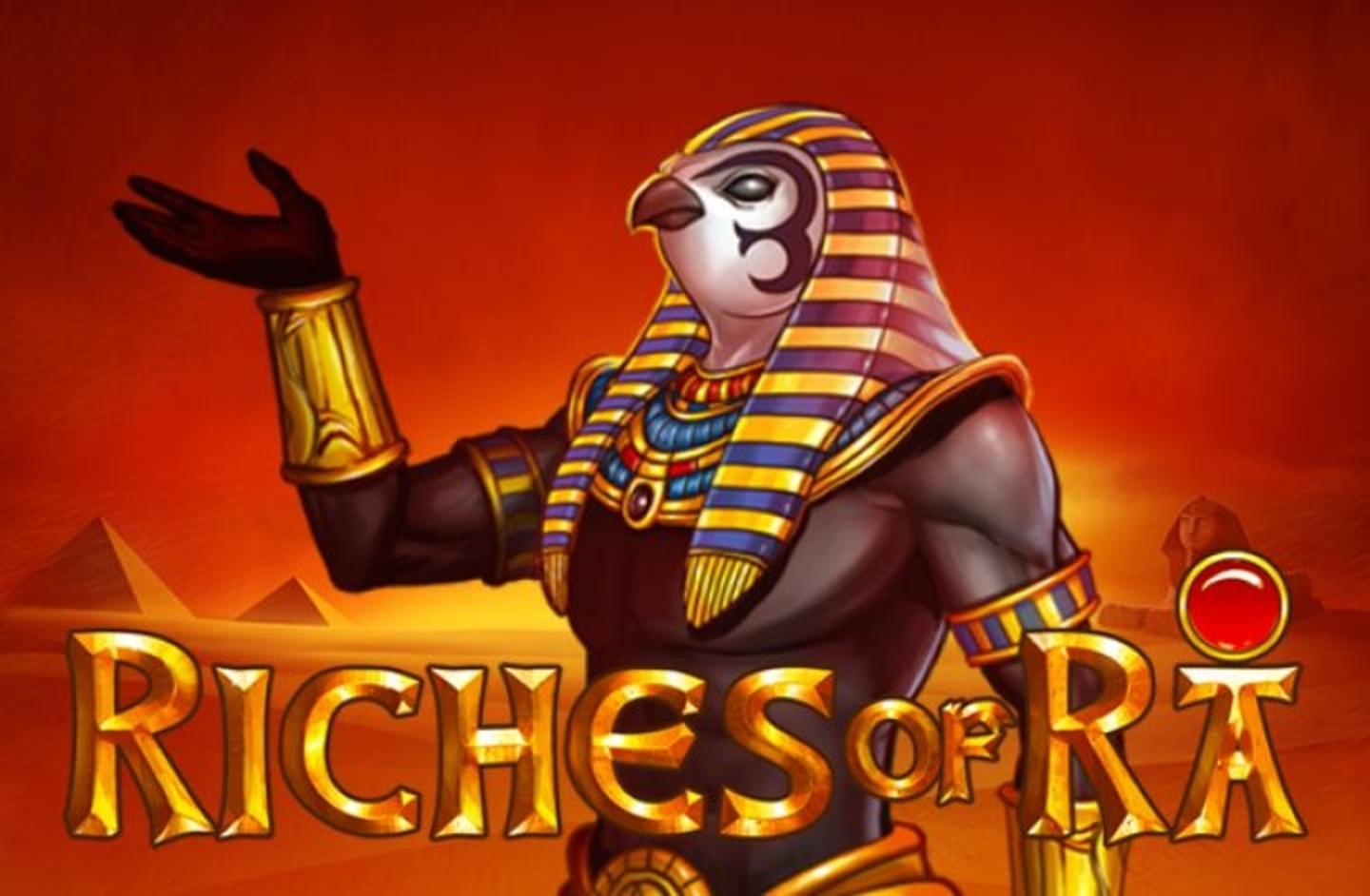 The Riches of Ra Slot Online Slot Demo Game by Play'n Go