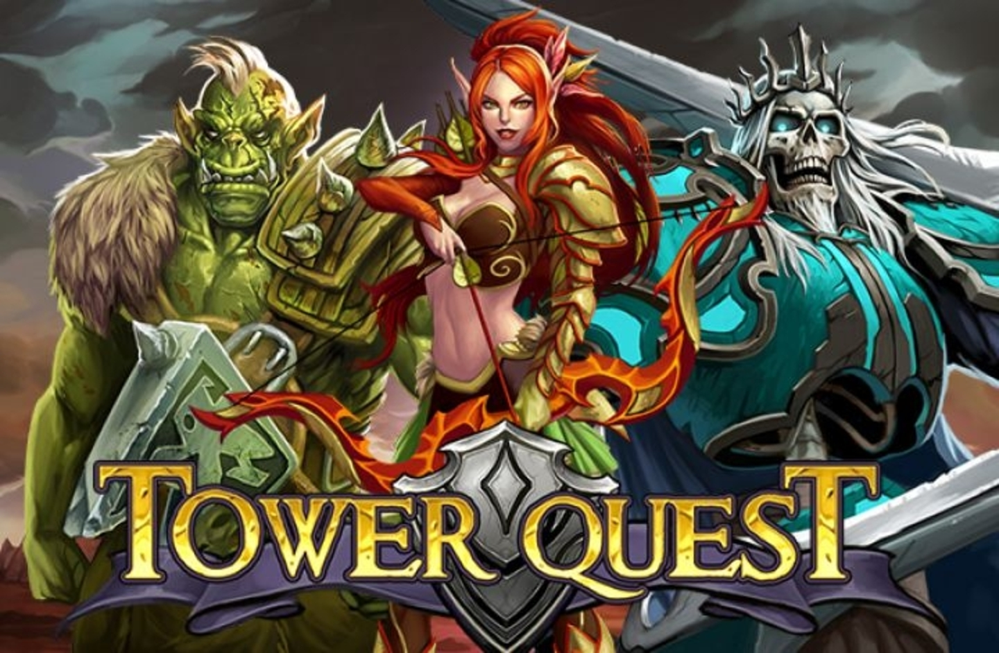 The Tower Quest Online Slot Demo Game by Play'n Go