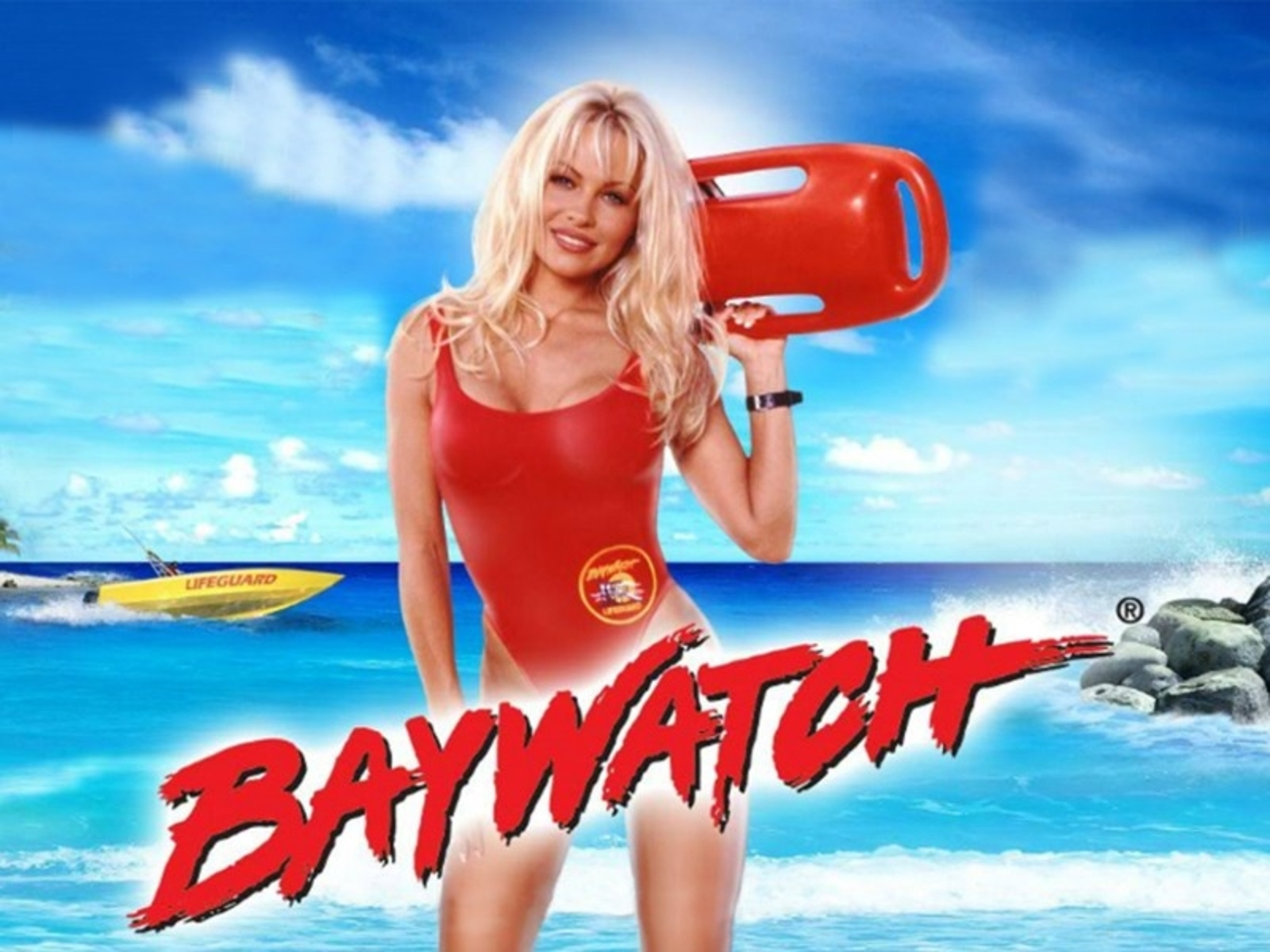 The Baywatch (Playtech) Online Slot Demo Game by Playtech