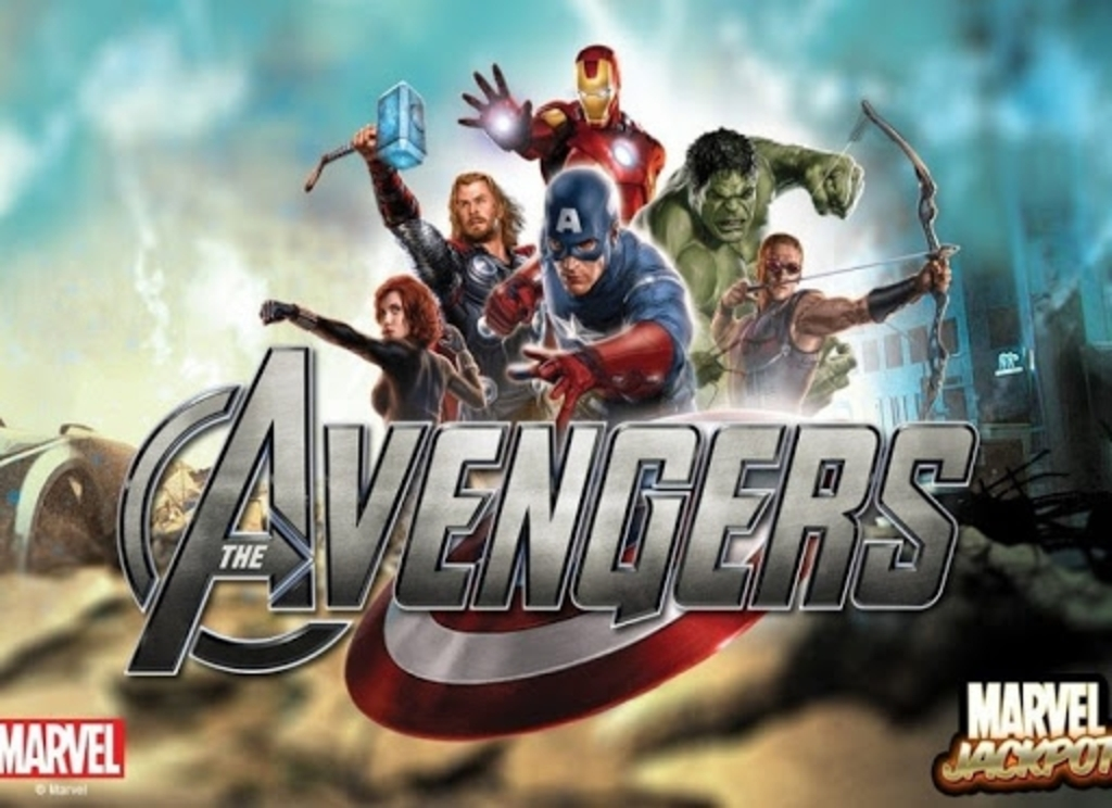 The The Avengers Online Slot Demo Game by Playtech
