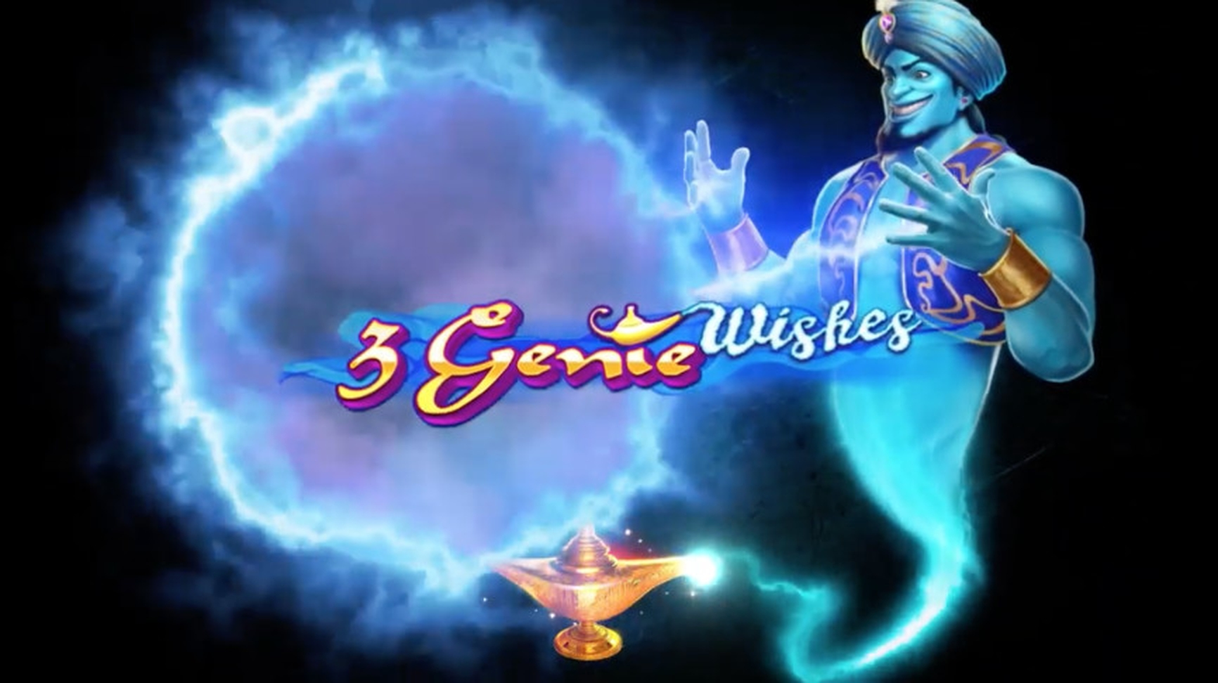 The 3 Genie Wishes Online Slot Demo Game by Pragmatic Play