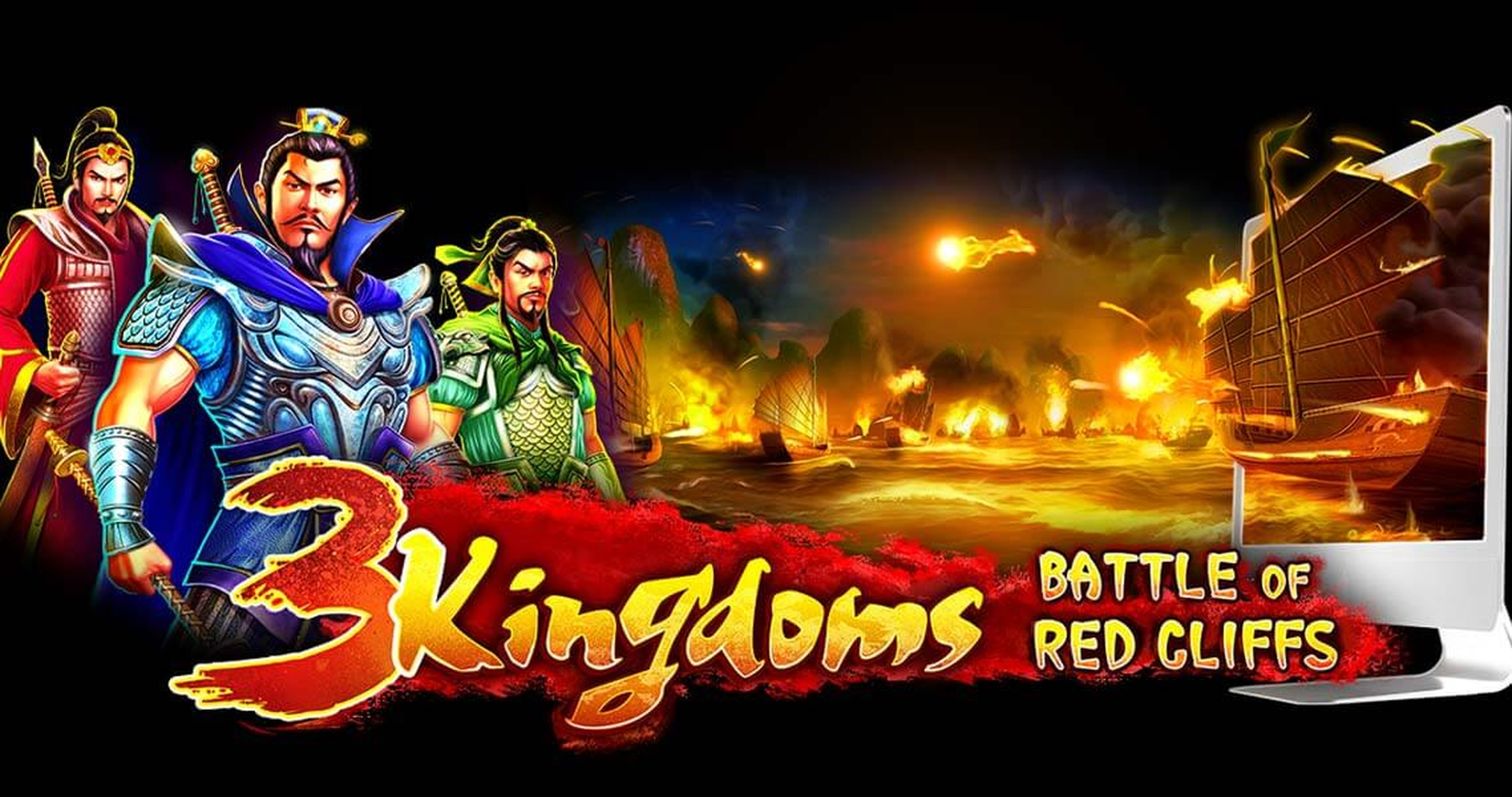 The 3 Kingdoms – Battle of Red Cliffs Online Slot Demo Game by Pragmatic Play