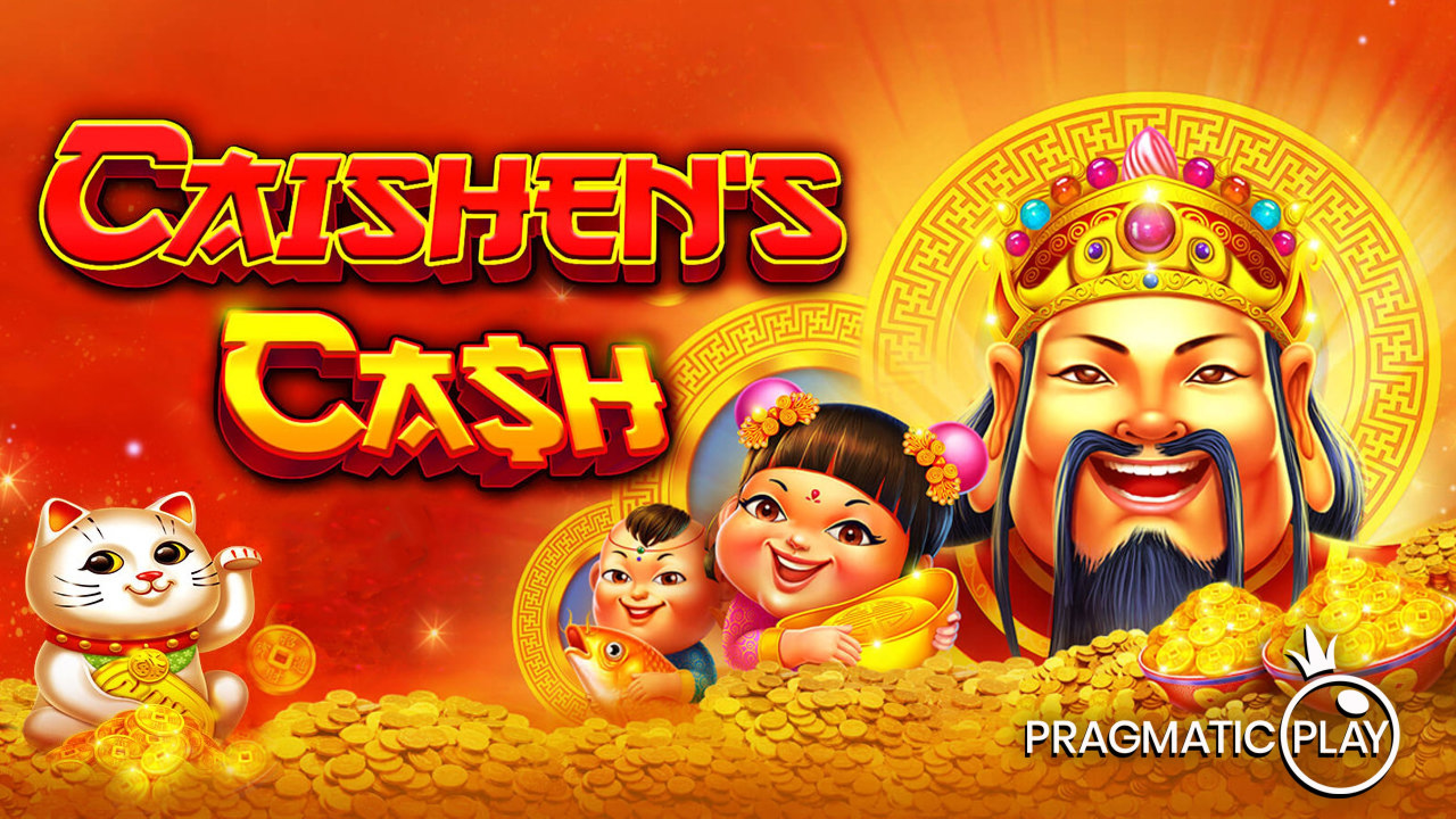 The Caishen's Cash Online Slot Demo Game by Pragmatic Play