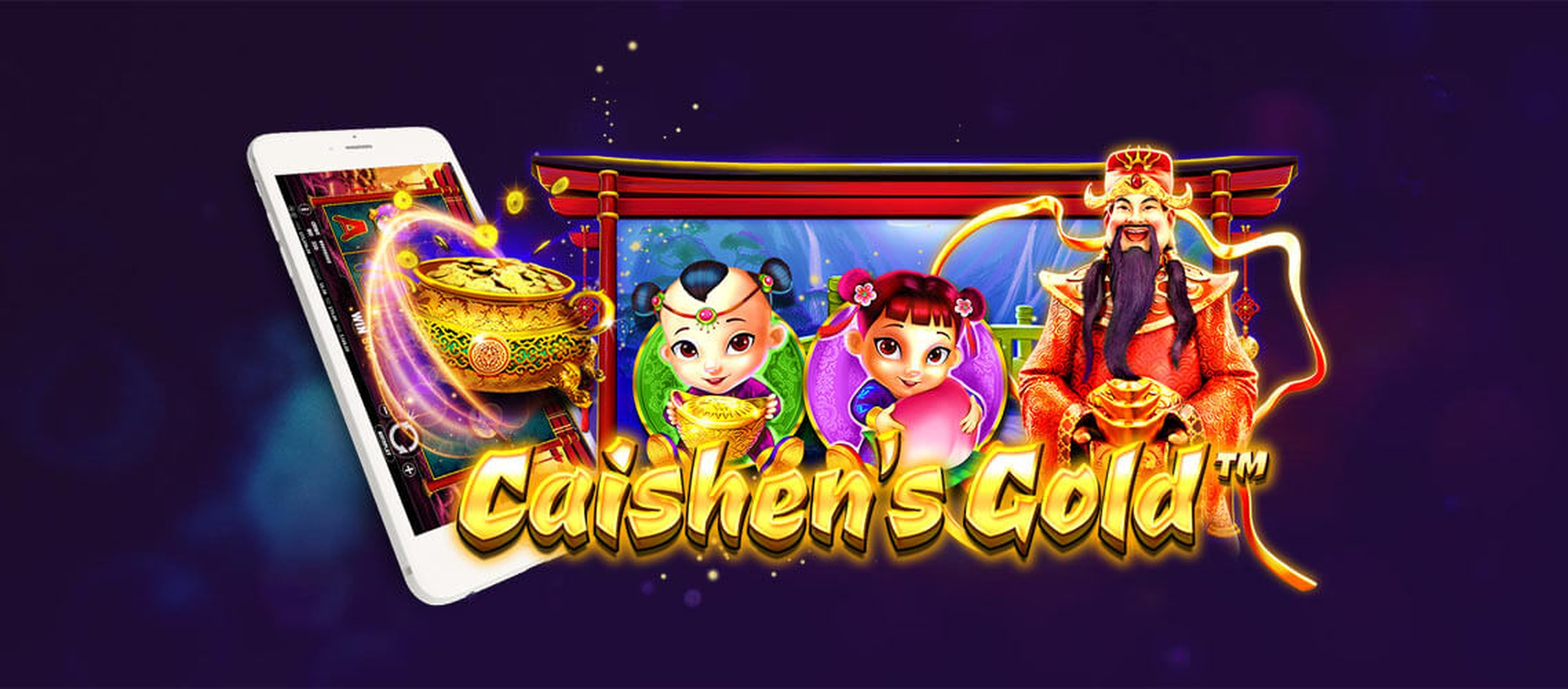 The Caishen's Gold Online Slot Demo Game by Pragmatic Play
