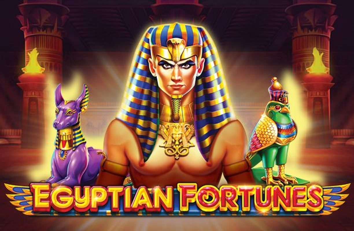 The Egyptian Fortunes Online Slot Demo Game by Pragmatic Play