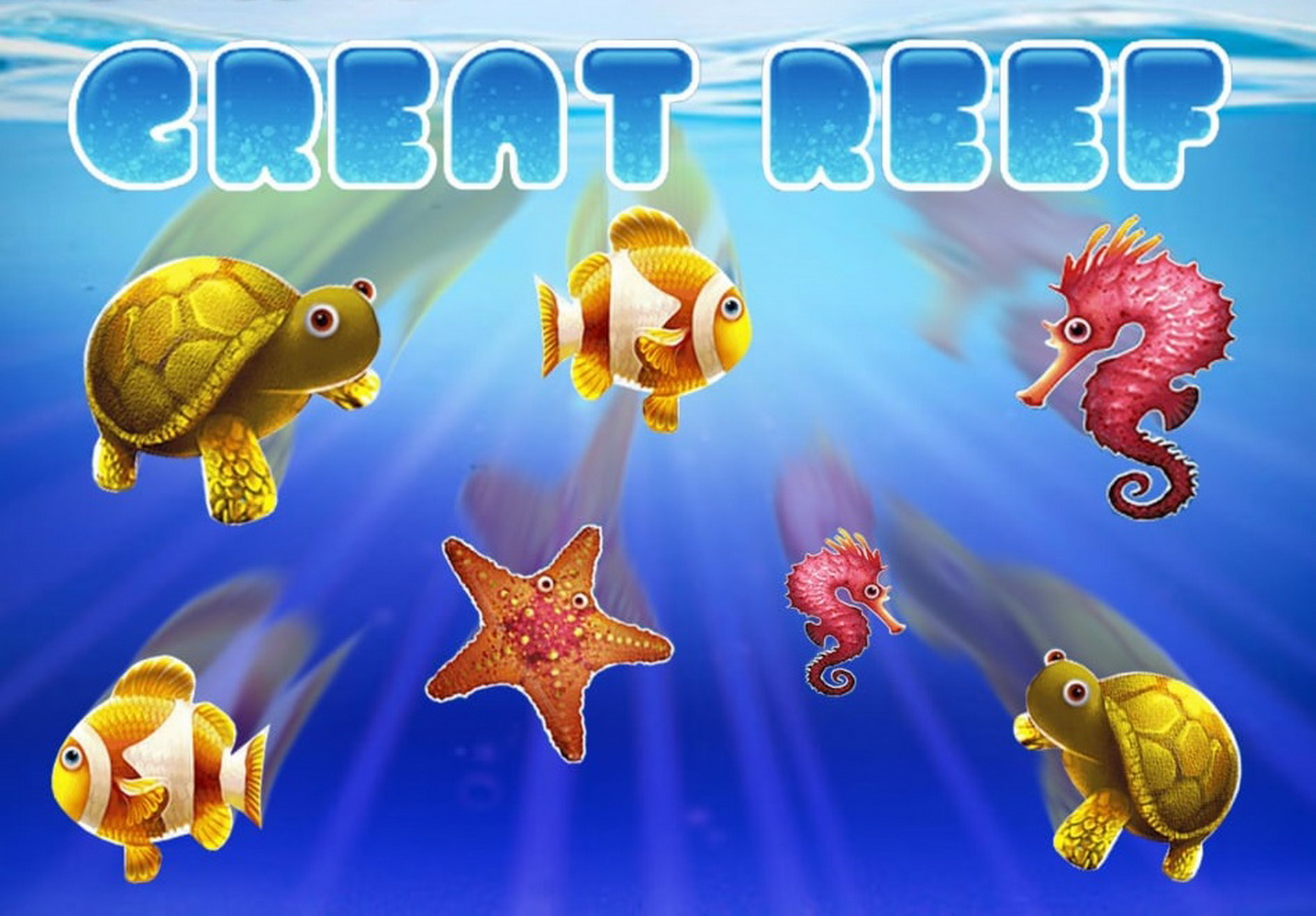 The Great Reef Online Slot Demo Game by Pragmatic Play