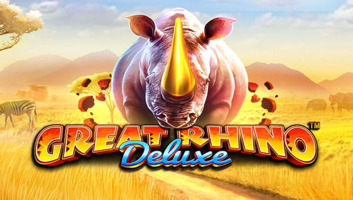 The Great Rhino Deluxe Online Slot Demo Game by Pragmatic Play