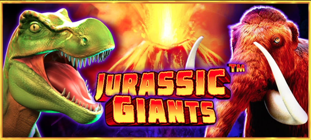 The Jurassic Giants Online Slot Demo Game by Pragmatic Play