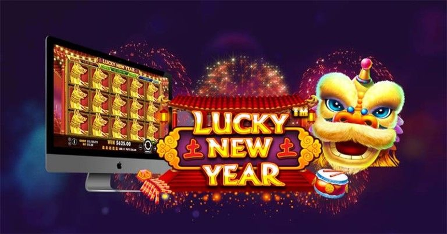 The Lucky New Year Online Slot Demo Game by Pragmatic Play