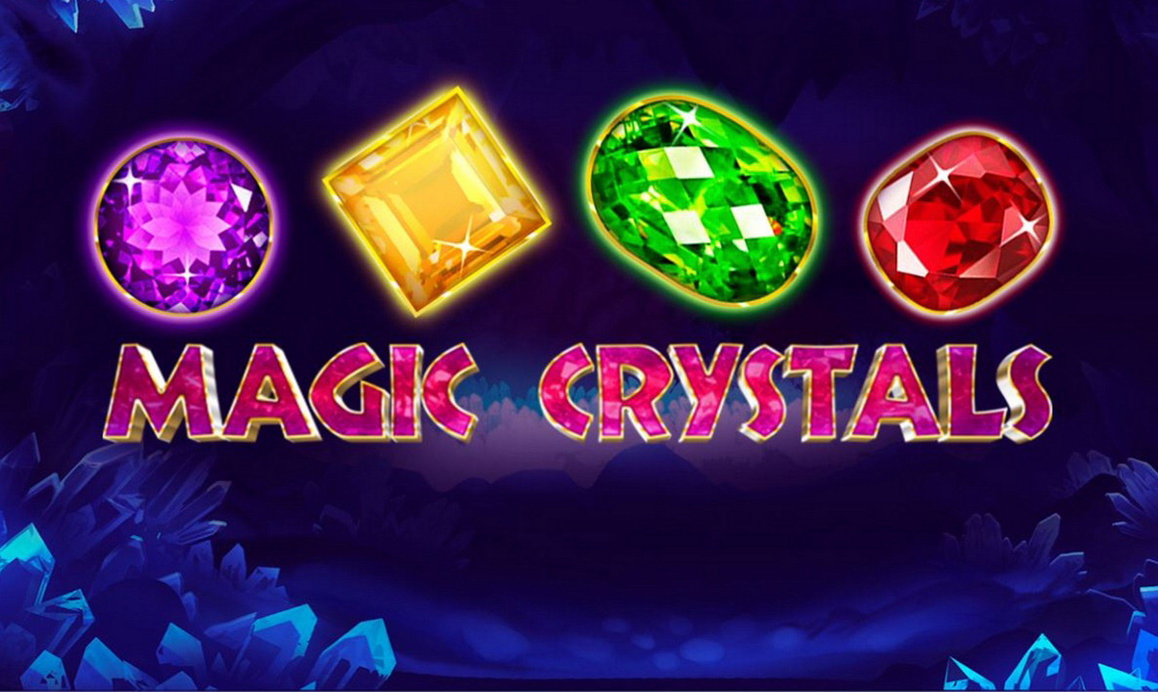The Magic Crystals Online Slot Demo Game by Pragmatic Play