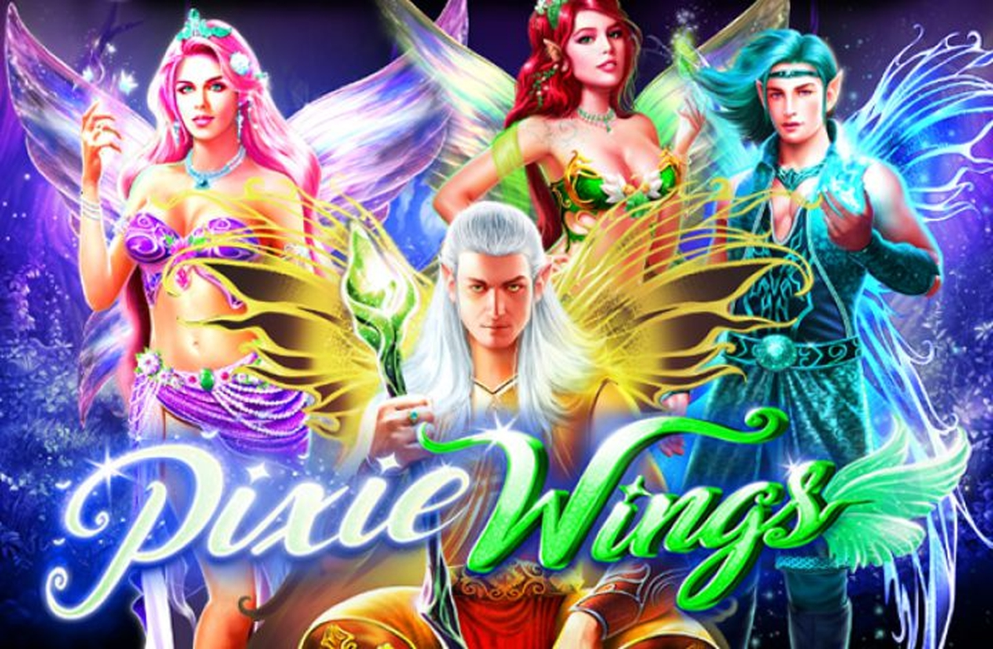 The Pixie Wings Online Slot Demo Game by Pragmatic Play