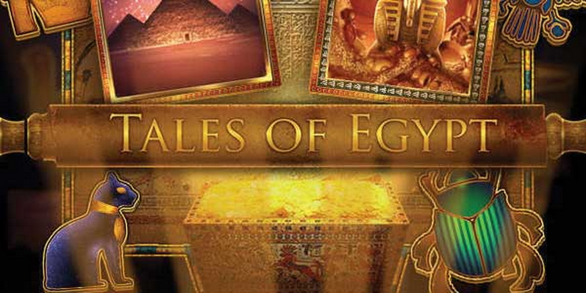 The Tales of Egypt Online Slot Demo Game by Pragmatic Play