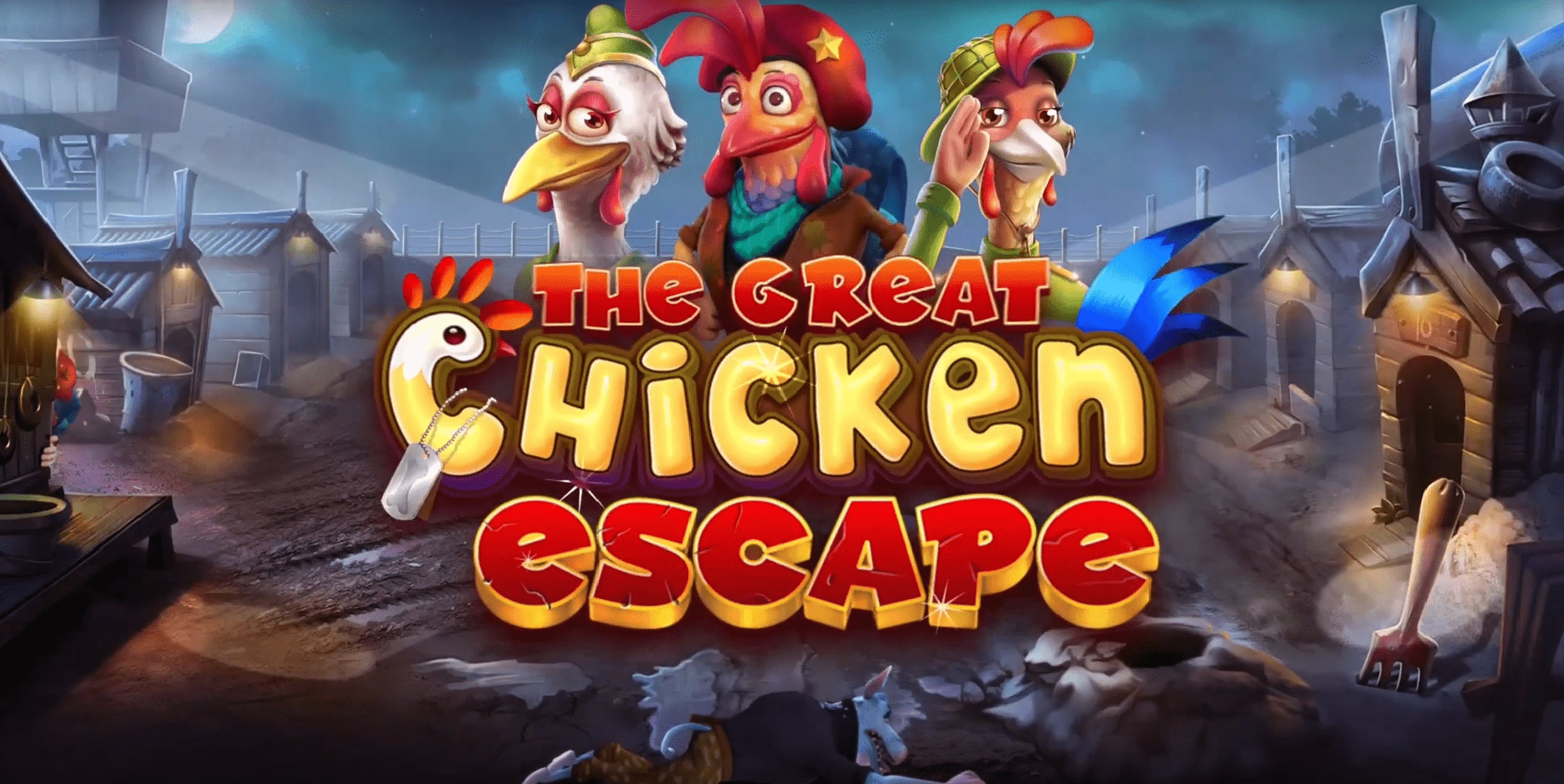 The The Great Chicken Escape Online Slot Demo Game by Pragmatic Play