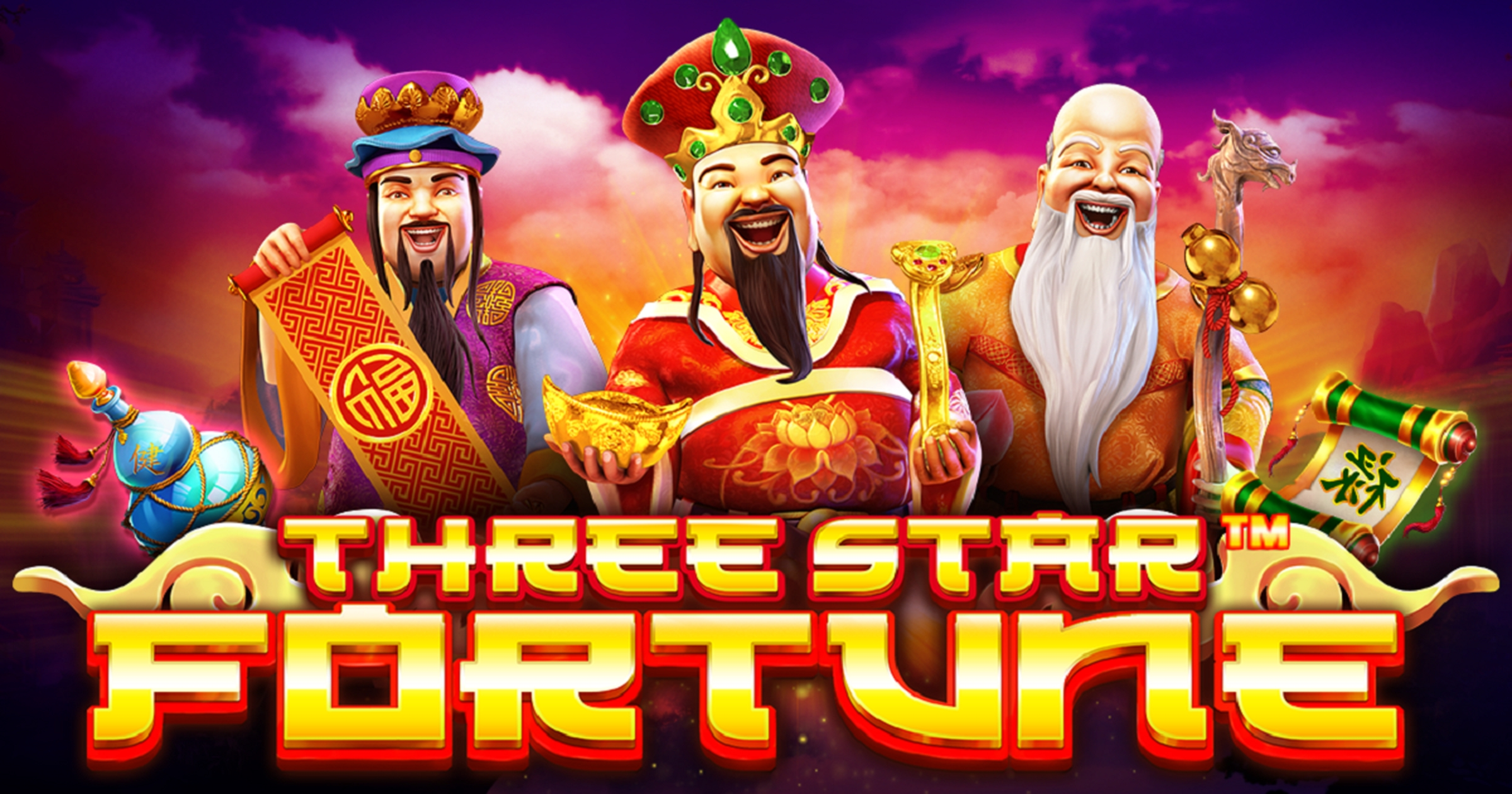 The Three Star Fortune Online Slot Demo Game by Pragmatic Play