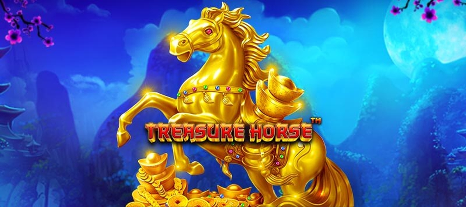 The Treasure Horse Online Slot Demo Game by Pragmatic Play