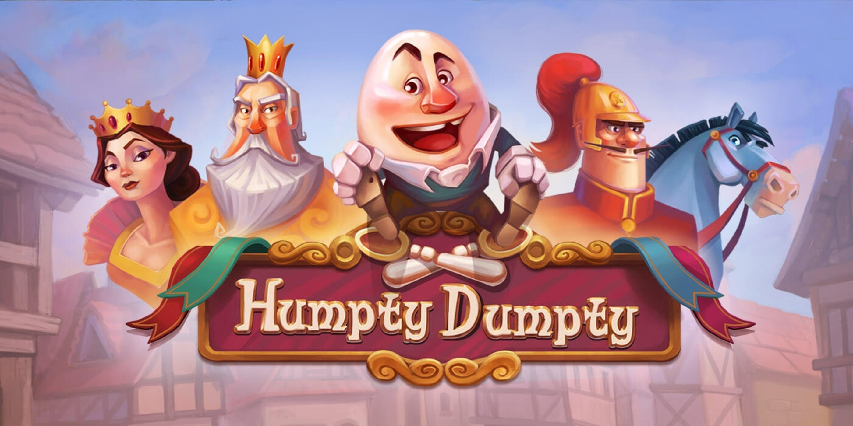 The Humpty Dumpty (Push Gaming) Online Slot Demo Game by Push Gaming