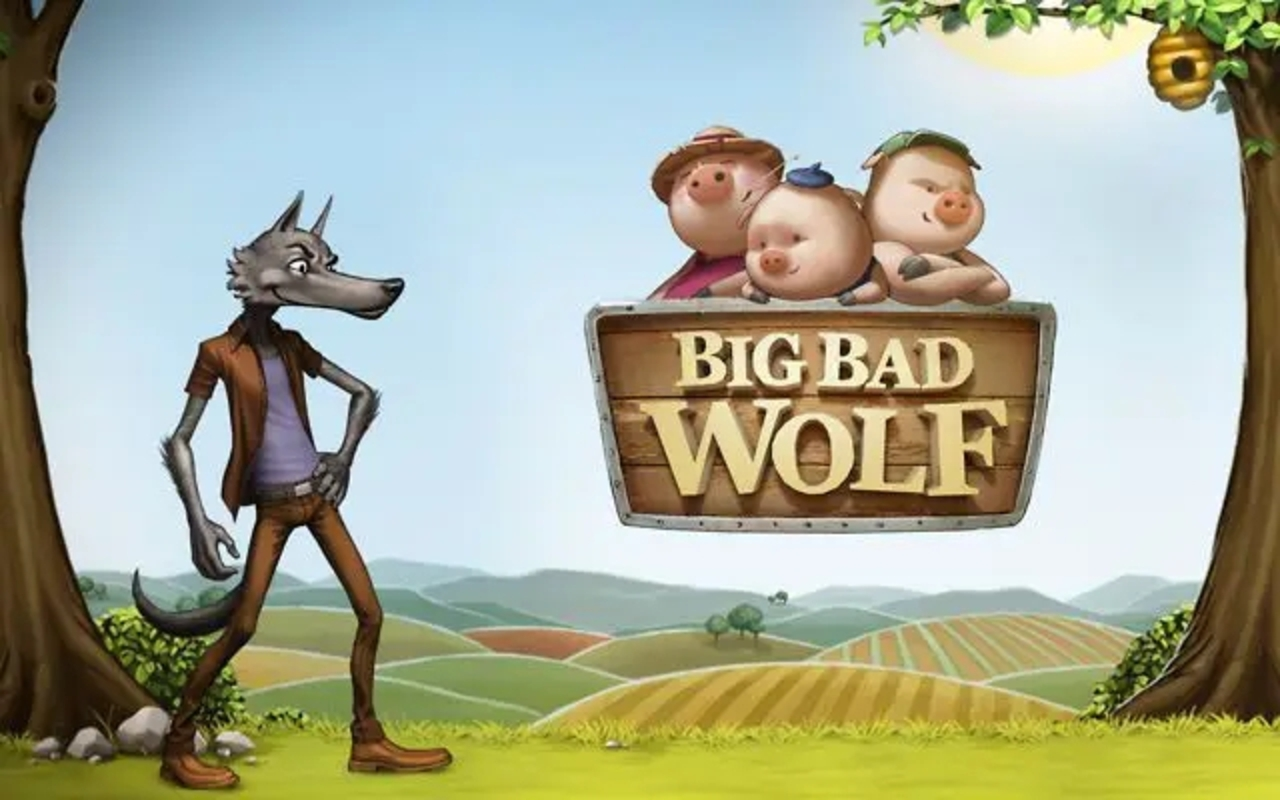 The Big Bad Wolf Online Slot Demo Game by Quickspin