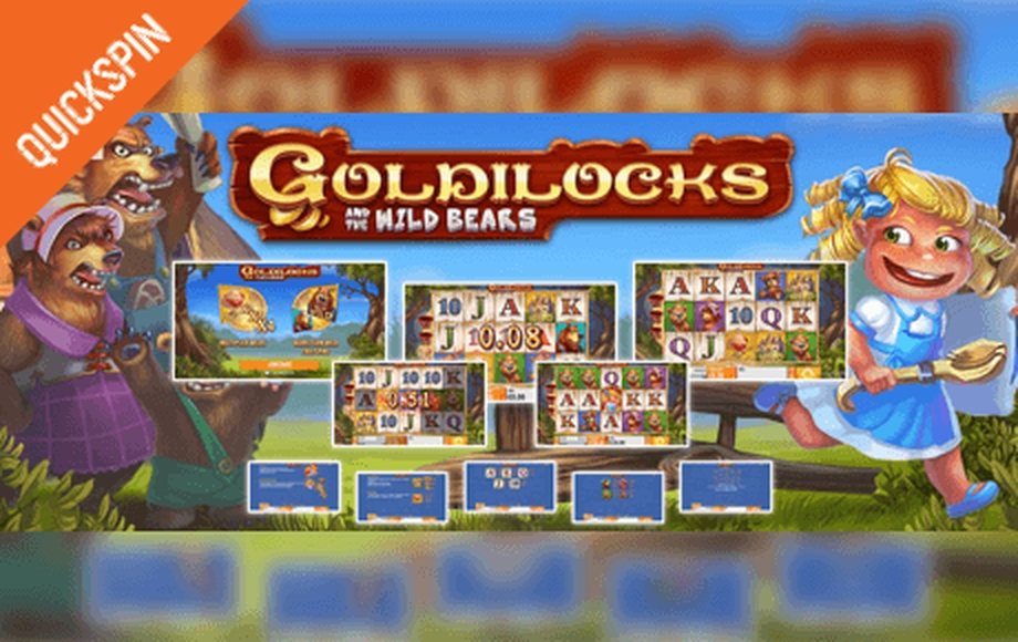 The Goldilocks with Achievements Engine Online Slot Demo Game by Quickspin