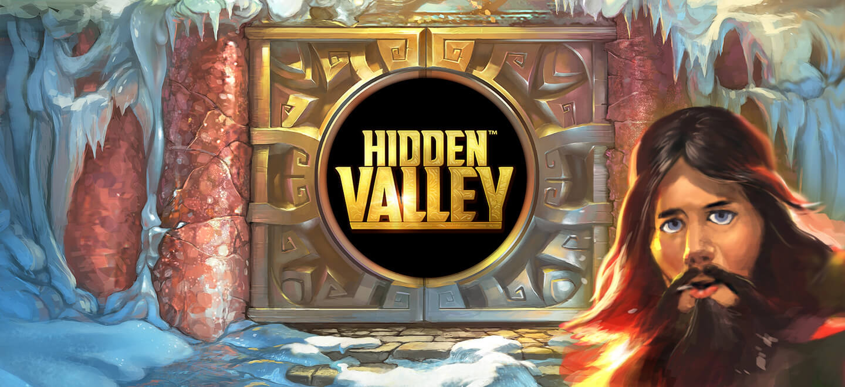The Hidden Valley Online Slot Demo Game by Quickspin