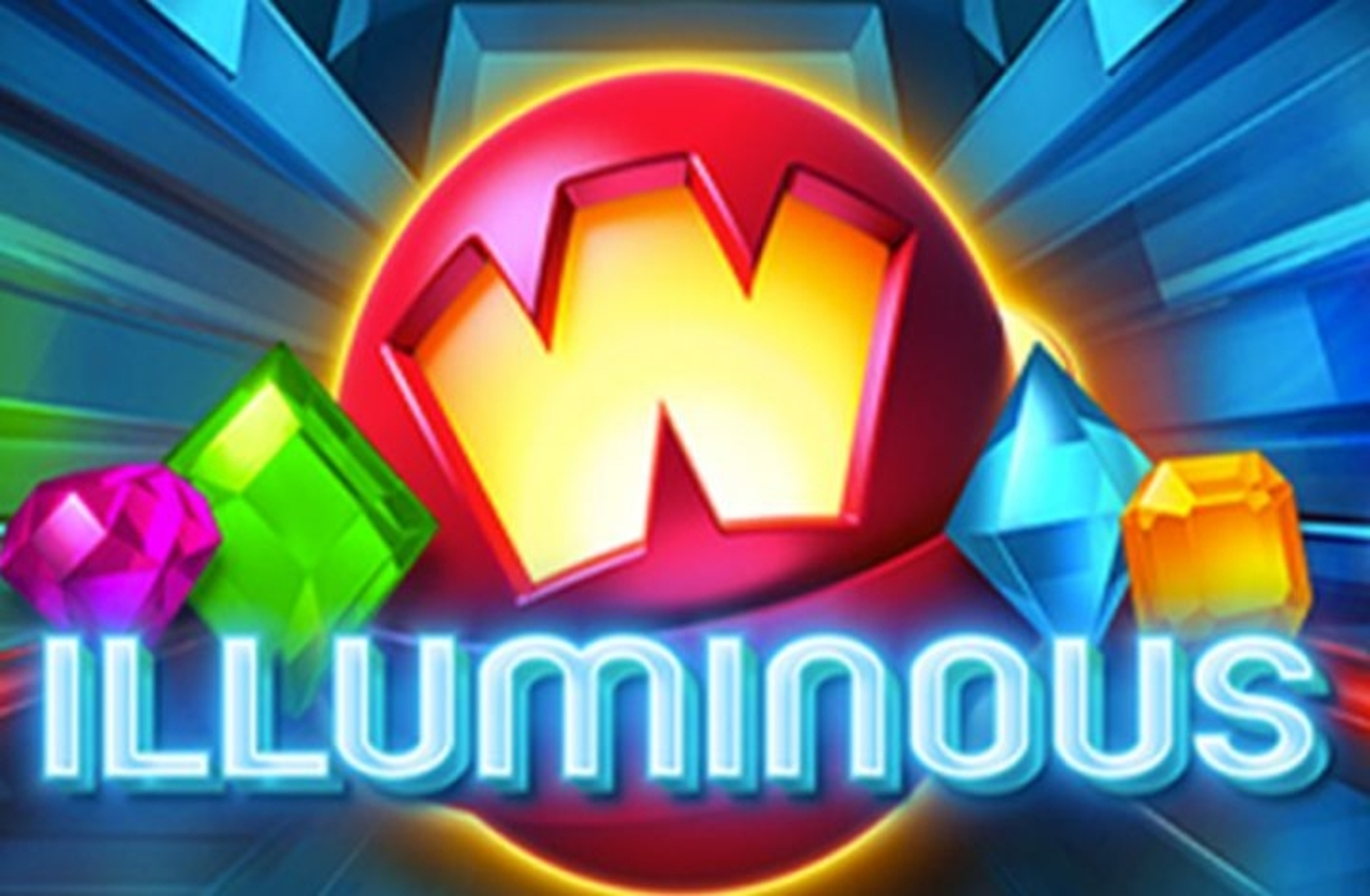 The Illuminous Online Slot Demo Game by Quickspin