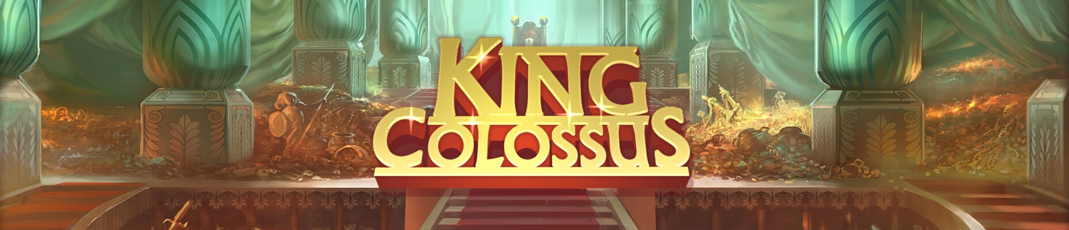 The King Colossus Online Slot Demo Game by Quickspin