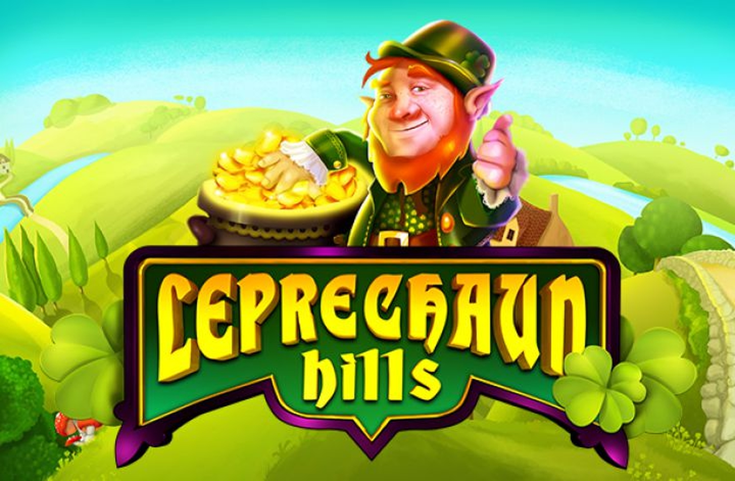 The Leprechaun Hills Online Slot Demo Game by Quickspin