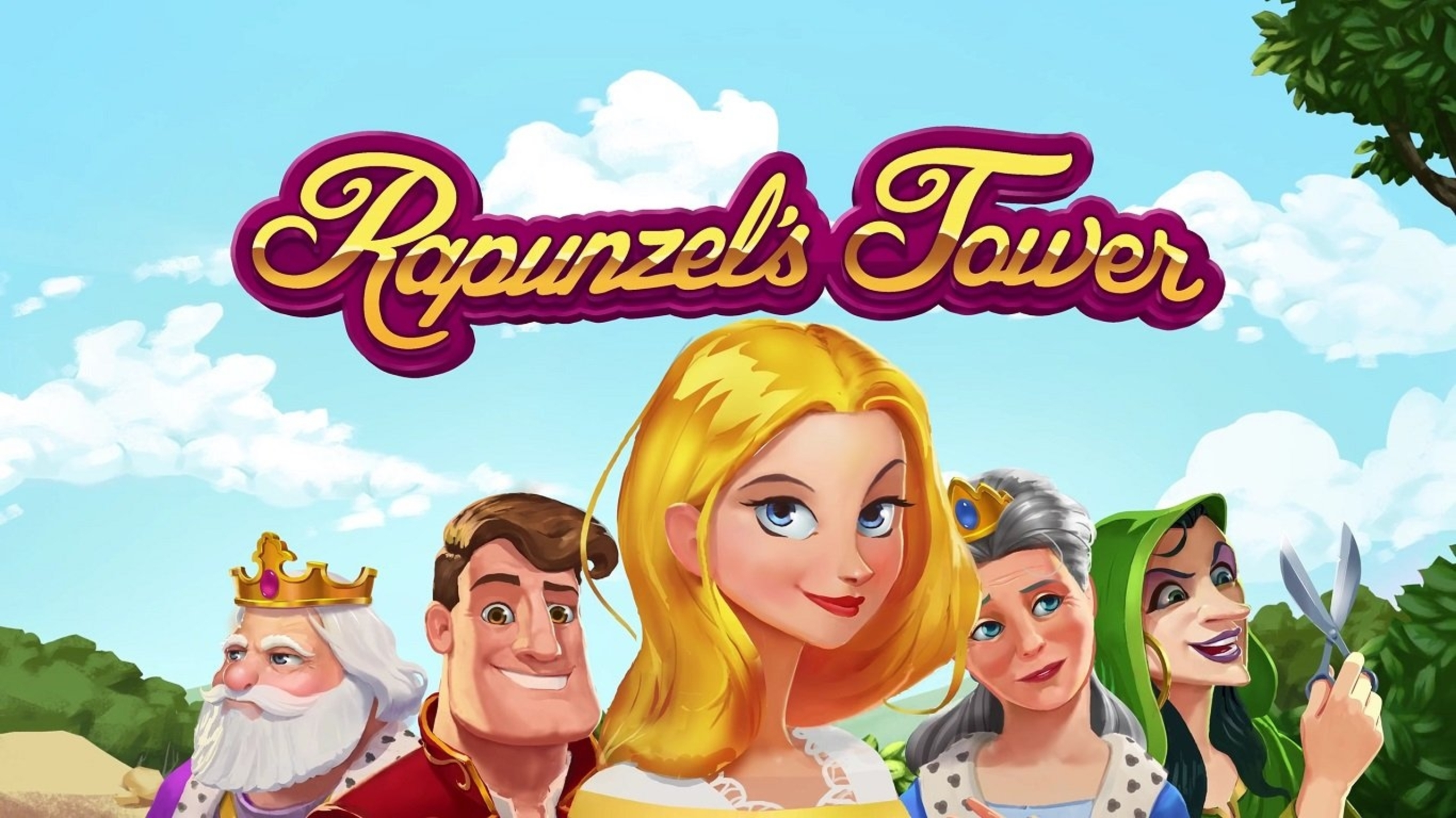 The Rapunzel's Tower Online Slot Demo Game by Quickspin