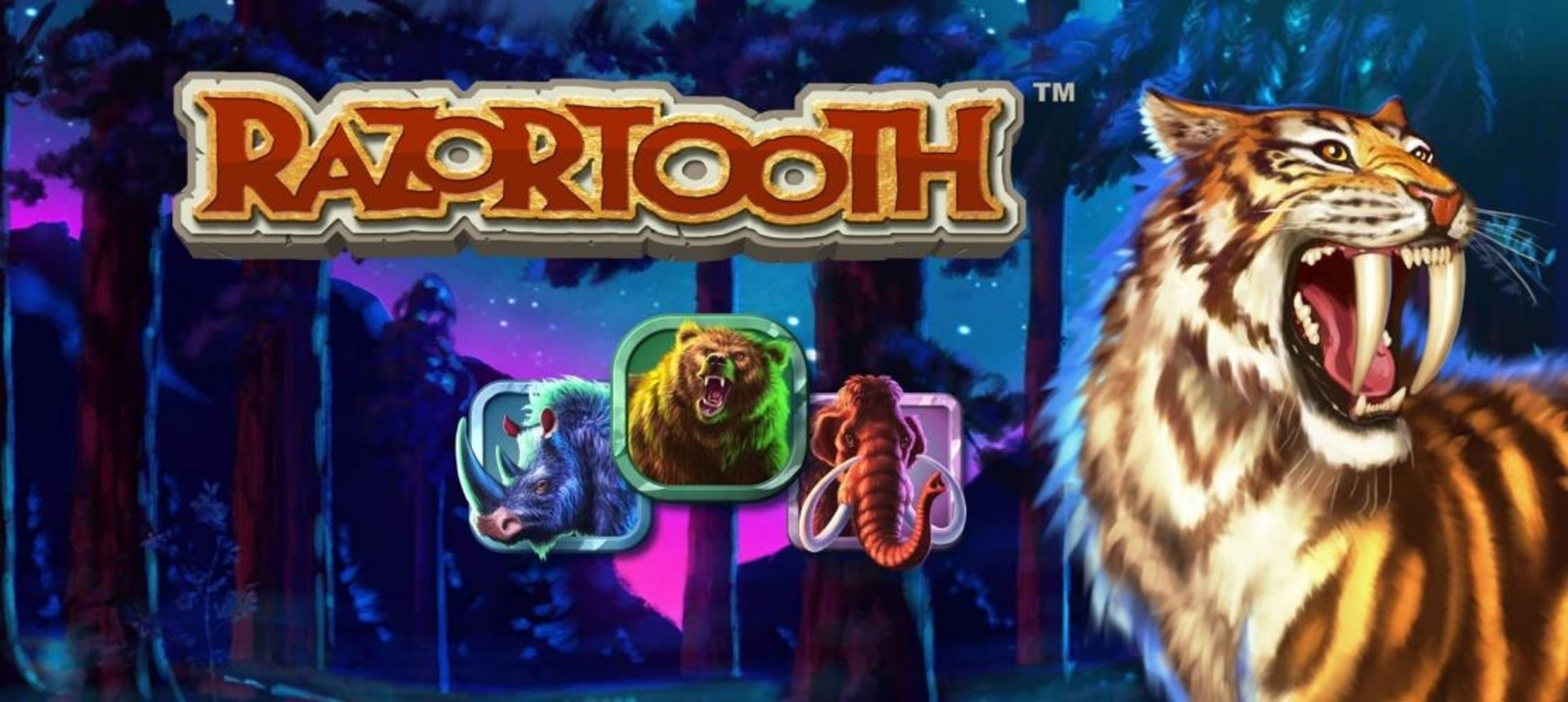 The Razortooth Online Slot Demo Game by Quickspin