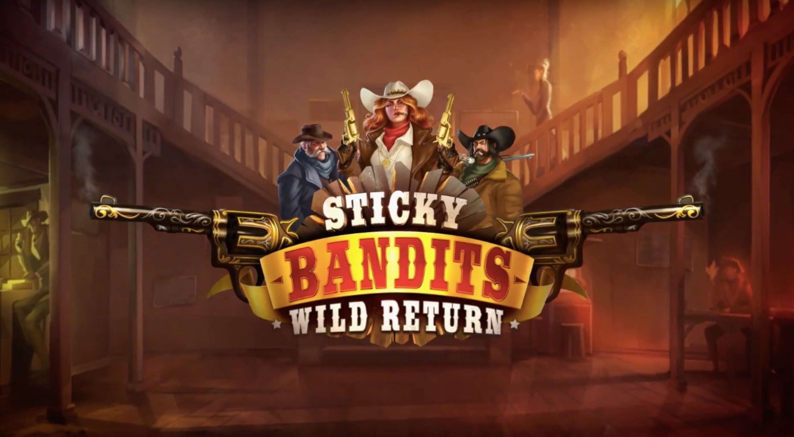 The Sticky Bandits: Wild Return Online Slot Demo Game by Quickspin