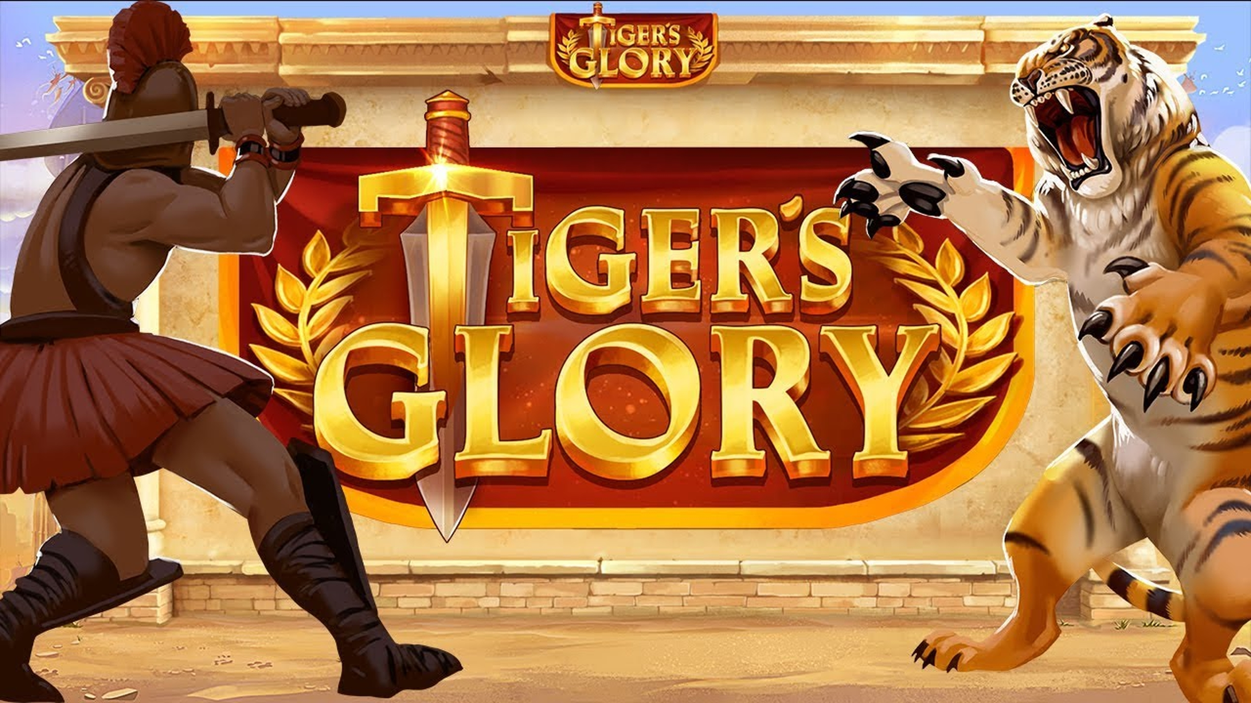 The Tiger's Glory Online Slot Demo Game by Quickspin
