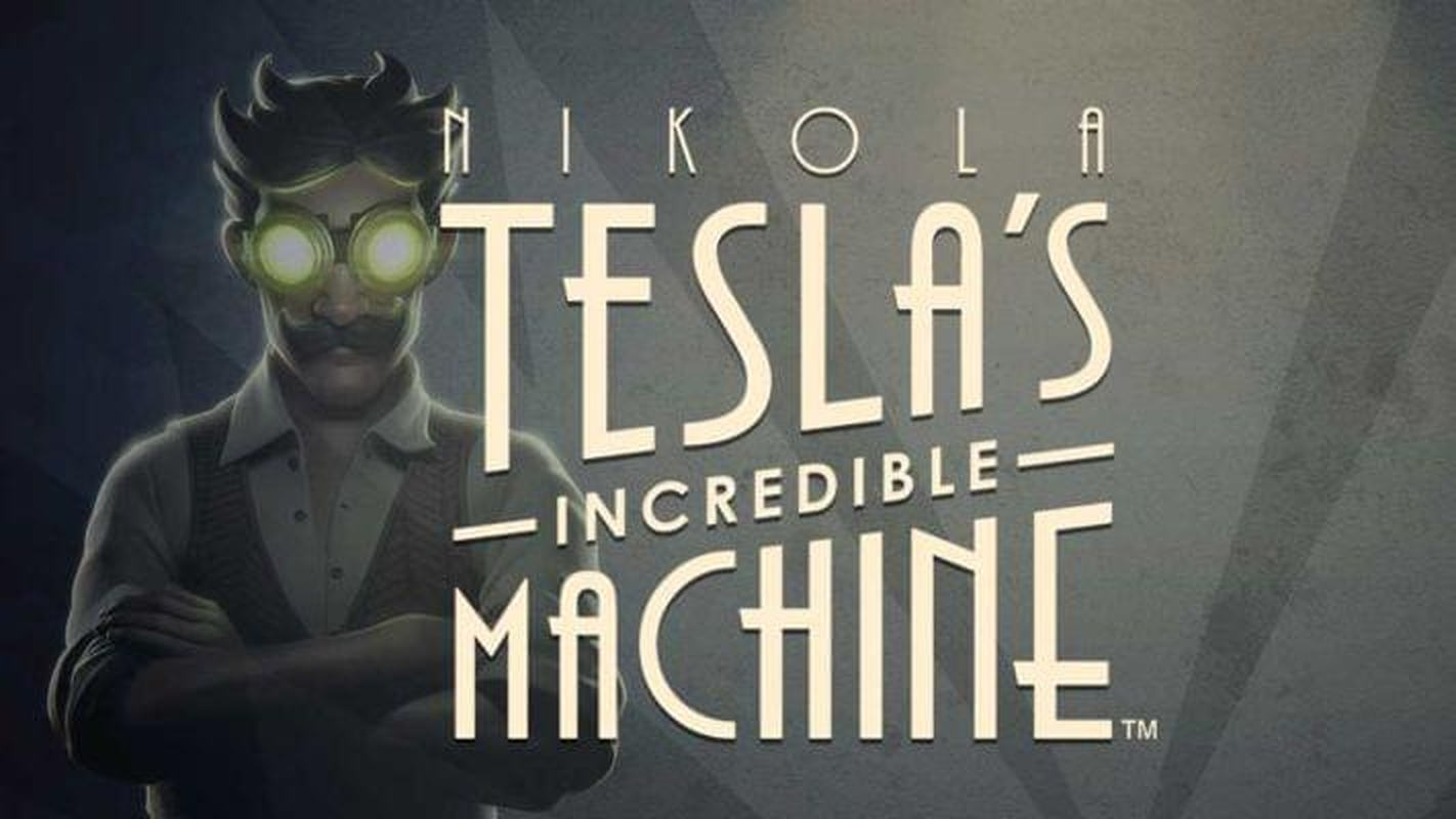 The Nikola Tesla's Incredible Machine Online Slot Demo Game by Rabcat