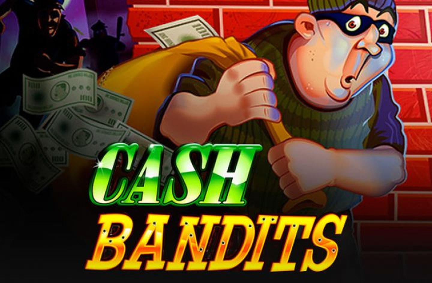 The Cash Bandits Online Slot Demo Game by RTG