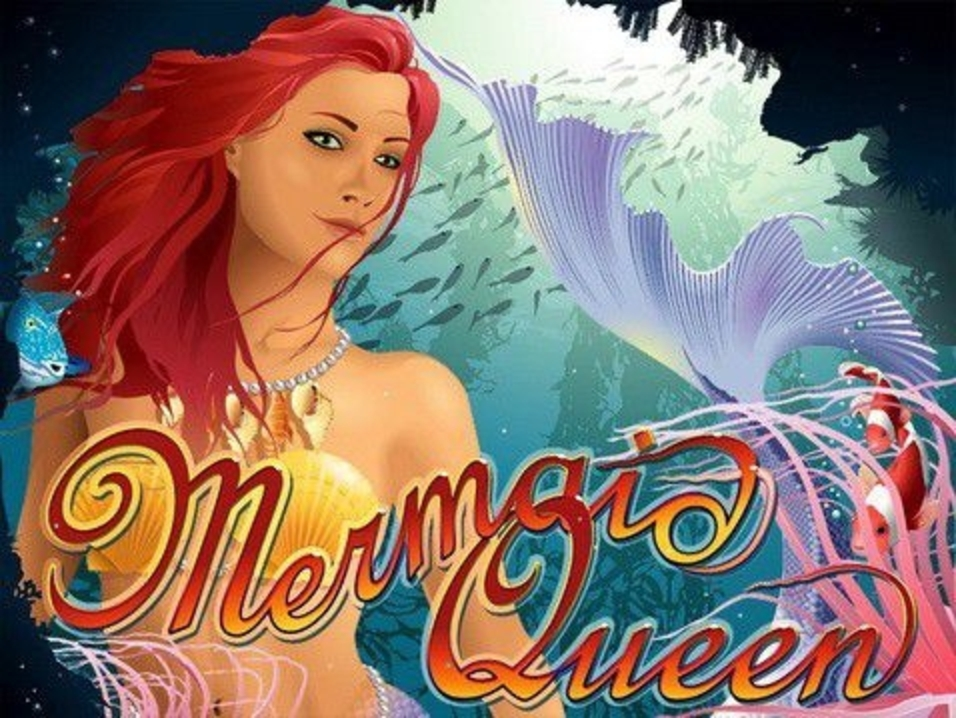 The Mermaid Queen (RTG) Online Slot Demo Game by Real Time Gaming