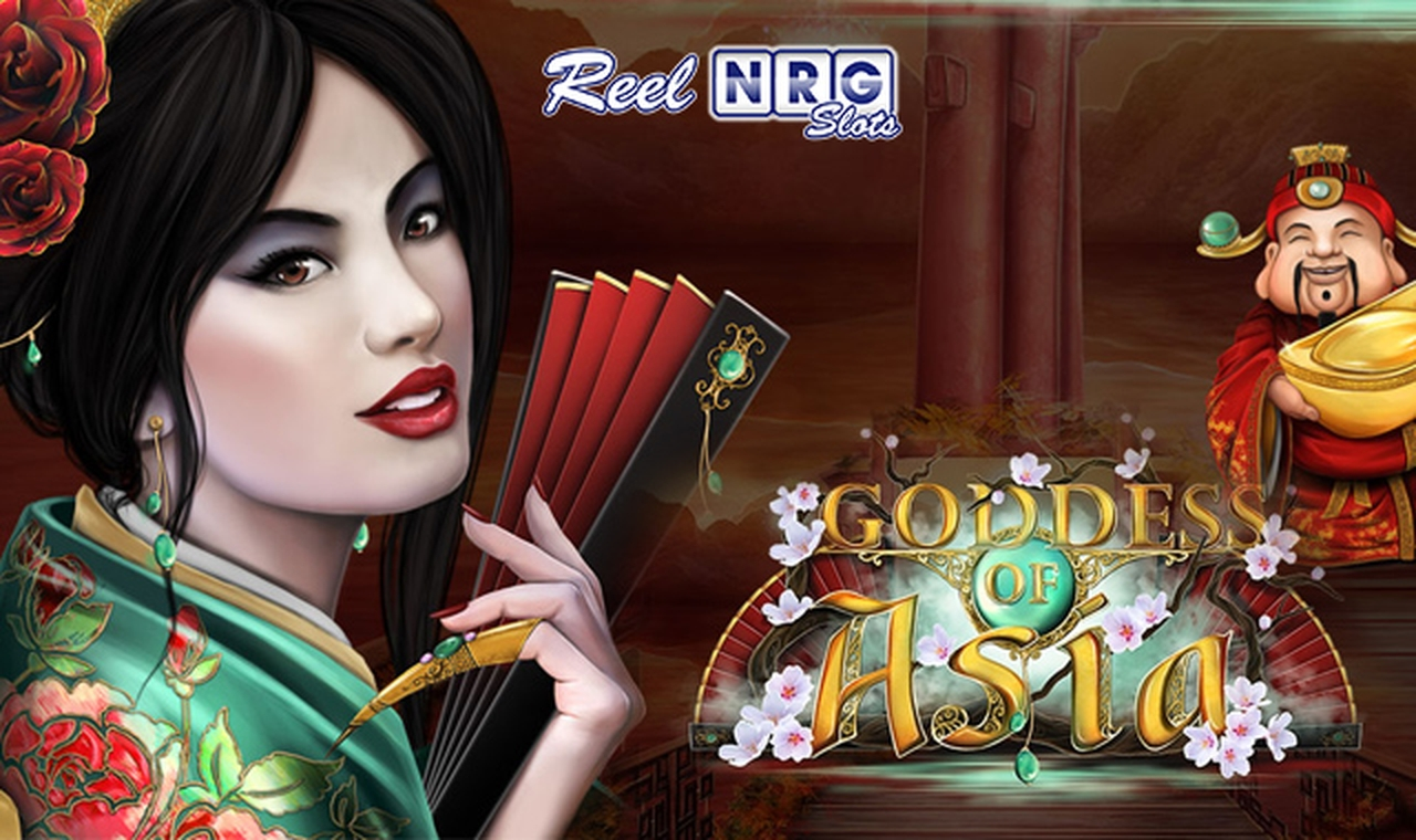 Reels in Goddess of Asia Slot Game by ReelNRG