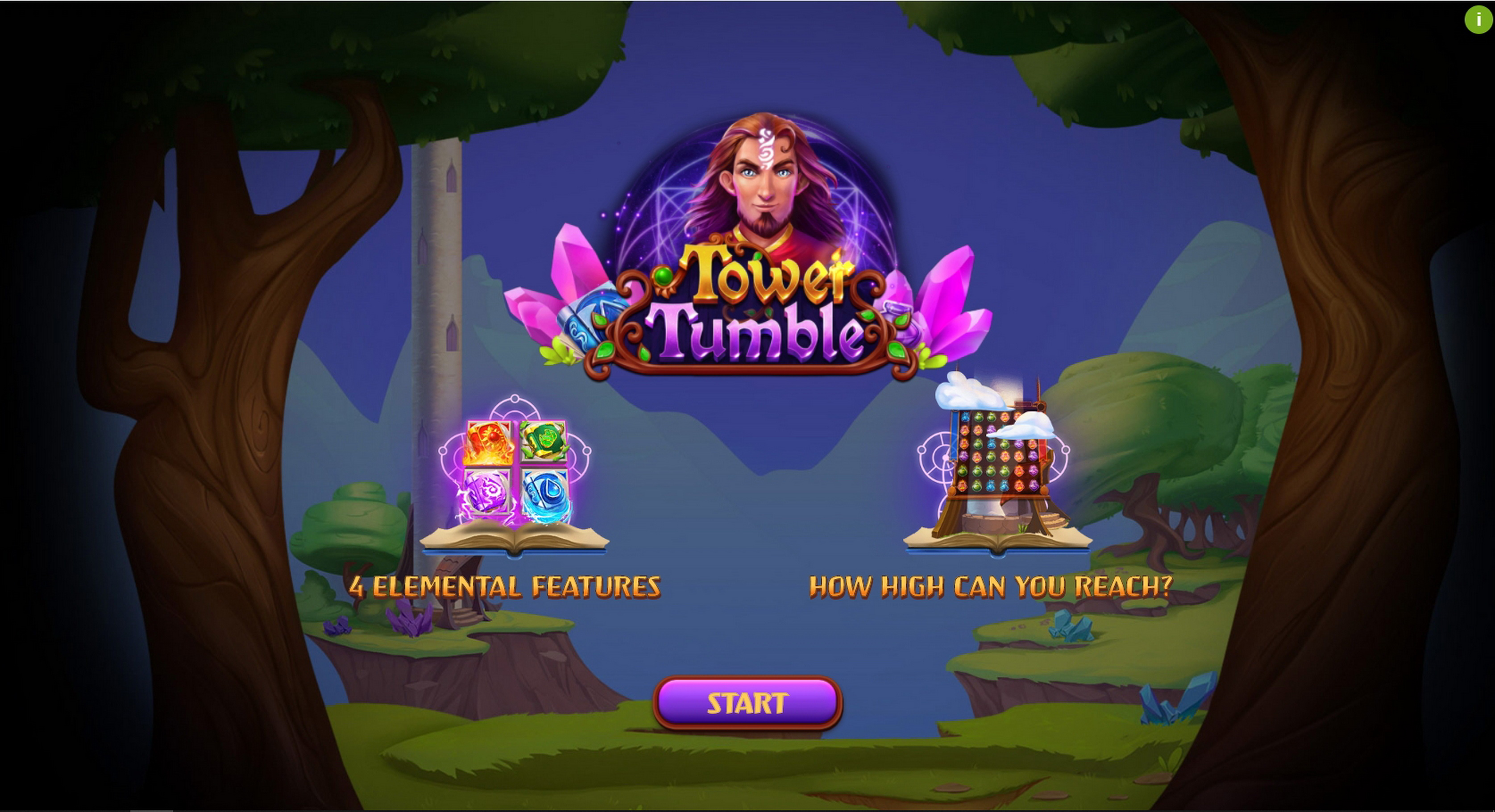 Play Tower Tumble Free Casino Slot Game by Relax Gaming