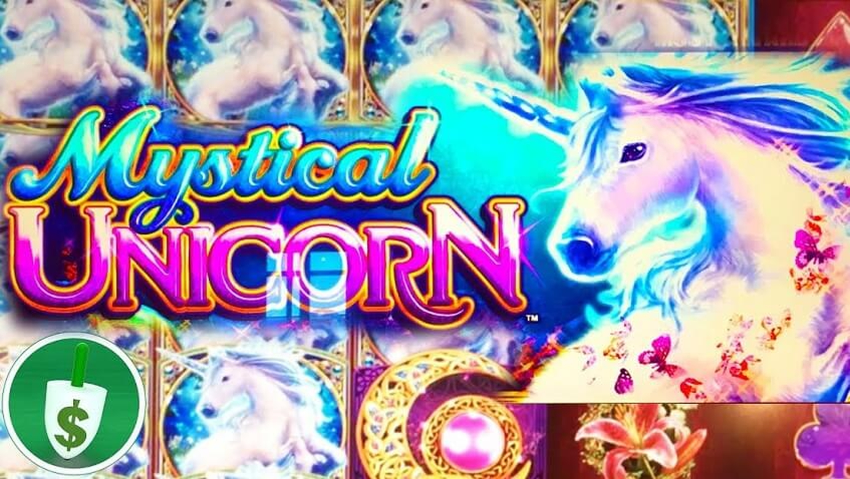 The Mystical Unicorn Online Slot Demo Game by WMS