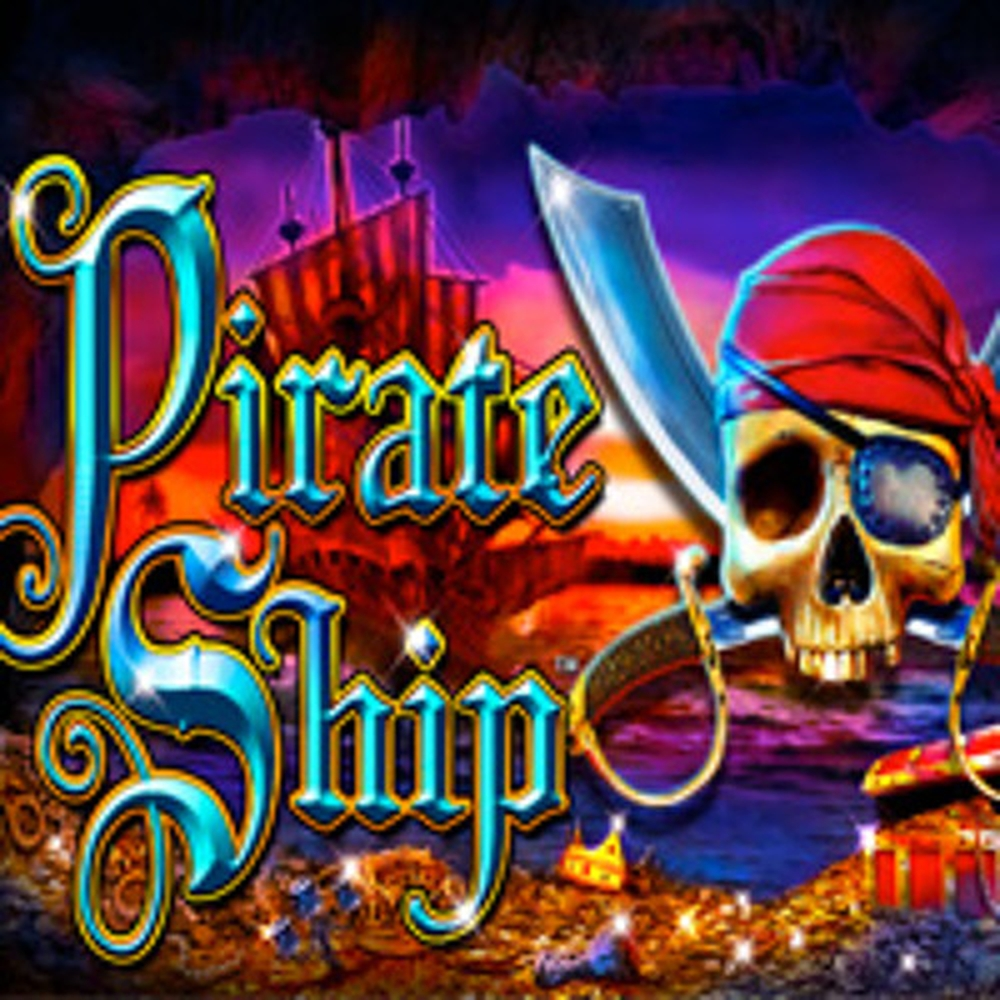 The Pirate Ship Online Slot Demo Game by WMS