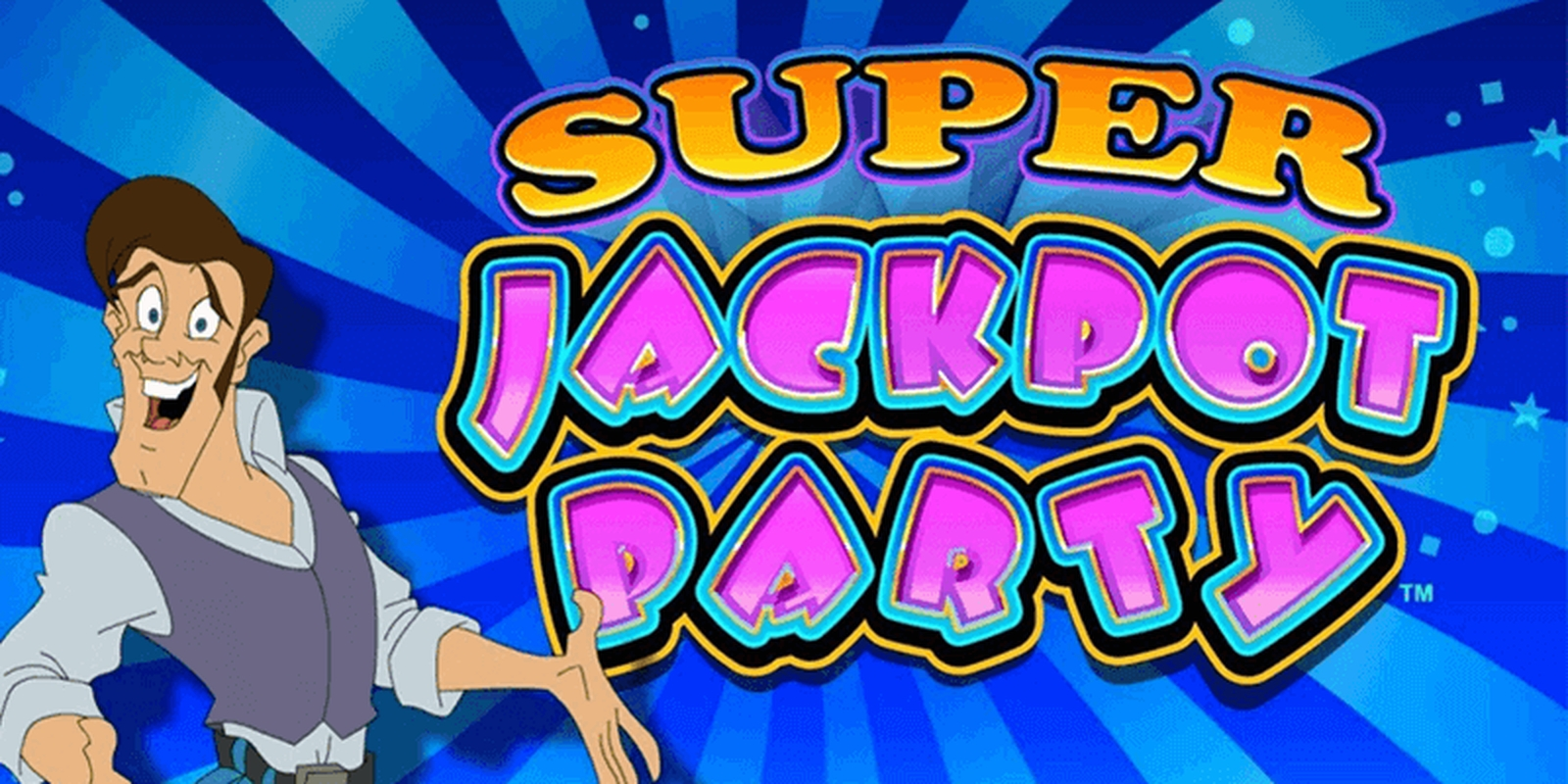 The Super Jackpot Party Online Slot Demo Game by WMS