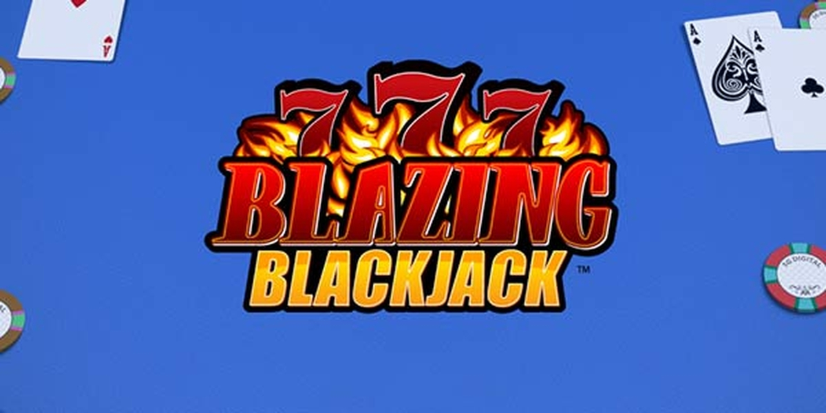 The Blazing 7's Blackjack Online Slot Demo Game by Shuffle Master