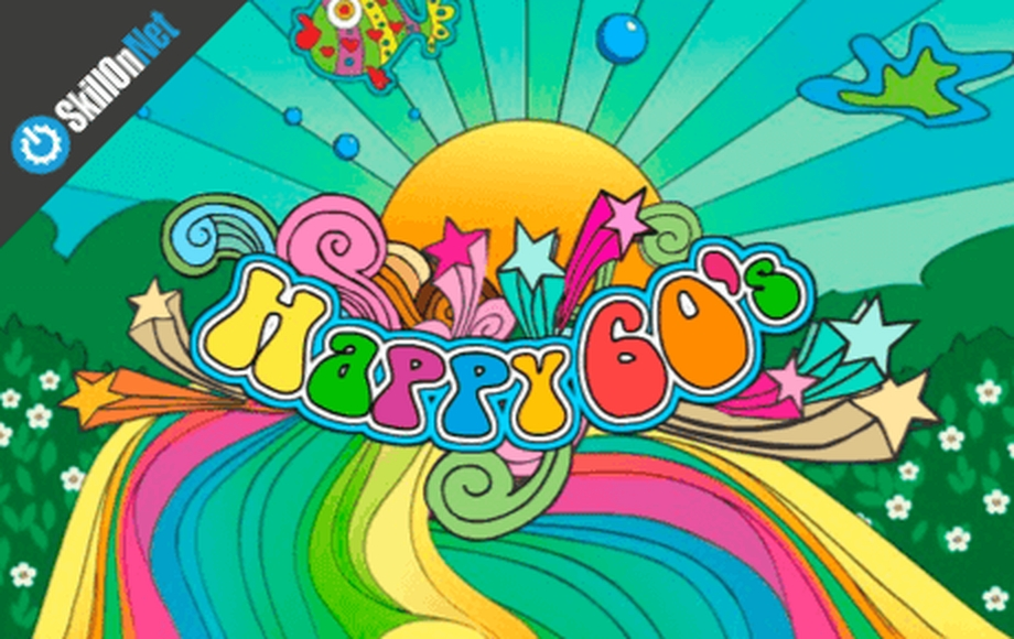 The Happy 60s Online Slot Demo Game by SkillOnNet