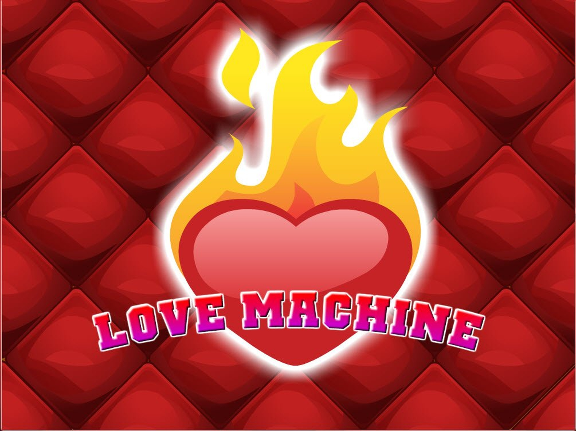 The Love Machine Online Slot Demo Game by SkillOnNet