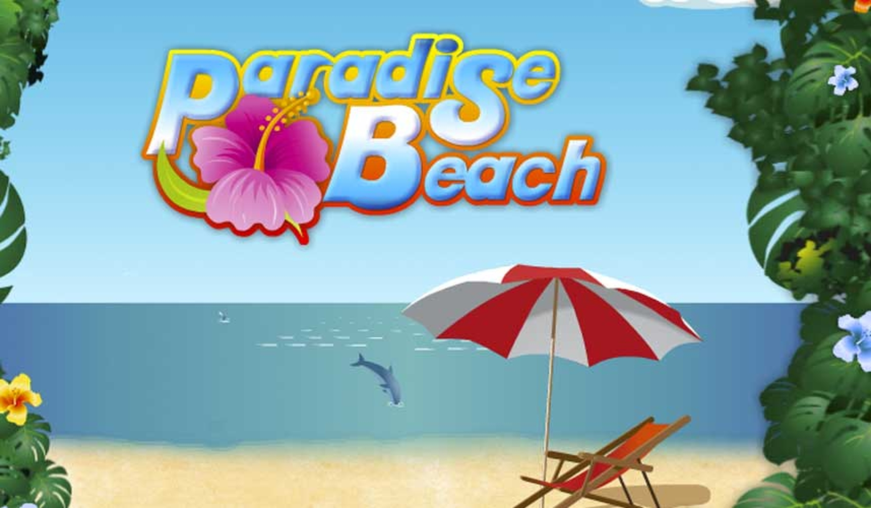 The Paradise Beach Online Slot Demo Game by SkillOnNet