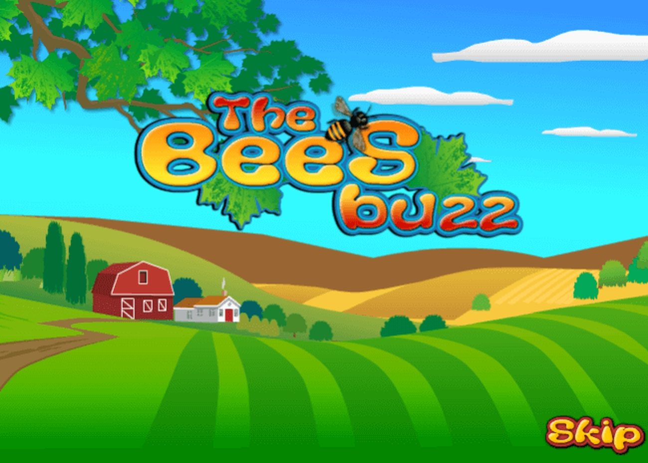 The The Bees Buzz Online Slot Demo Game by SkillOnNet