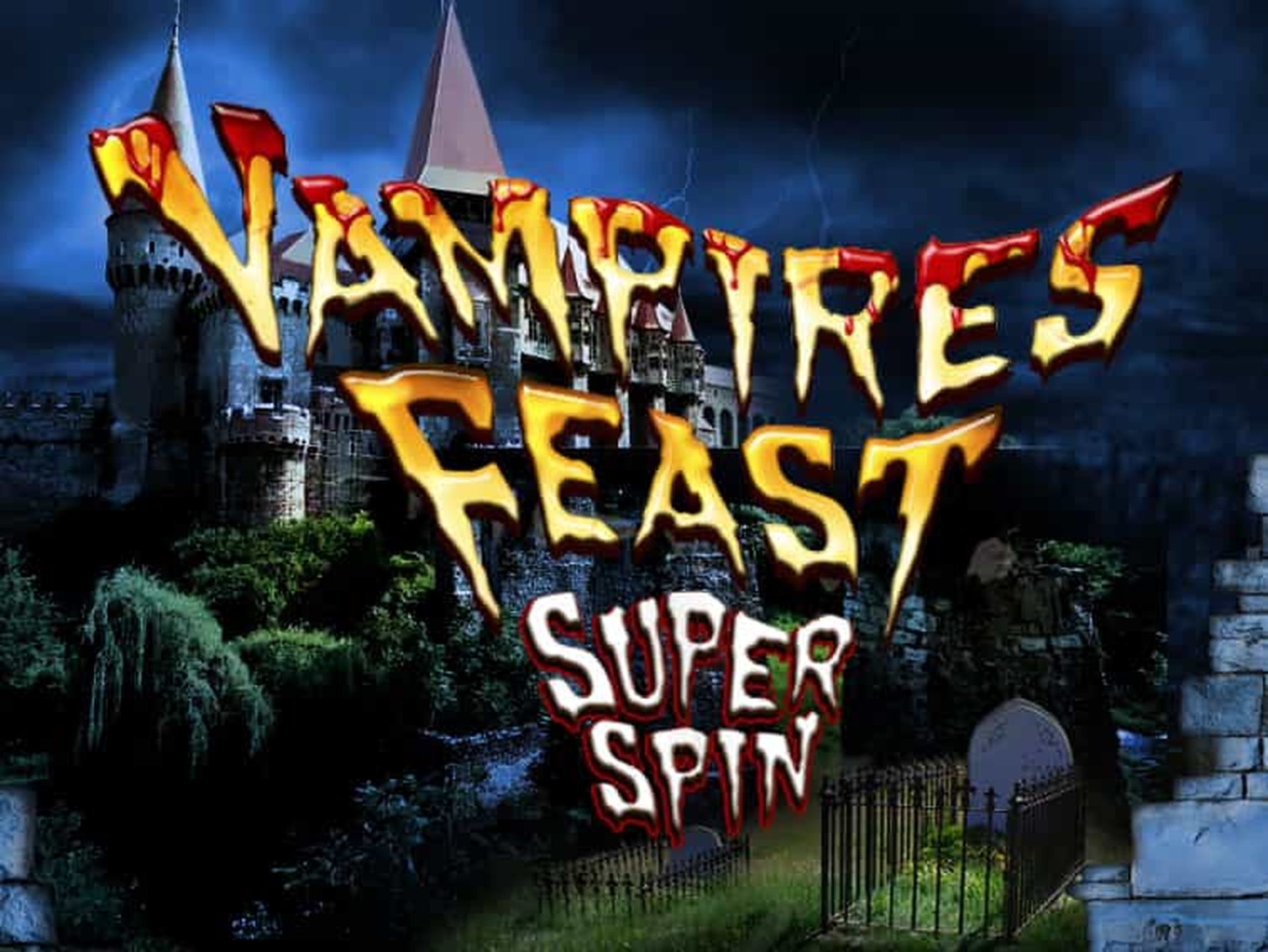 The Vampires Feast Super Spin Online Slot Demo Game by SkillOnNet