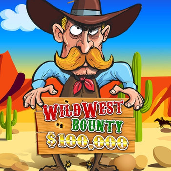 The Wild West Bounty Online Slot Demo Game by SkillOnNet