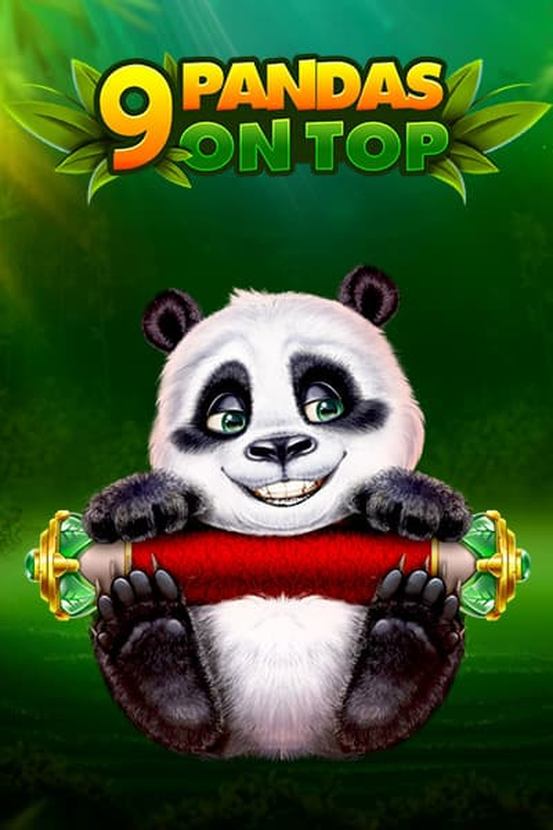 Win Money in 9 Pandas On Top Free Slot Game by Skywind