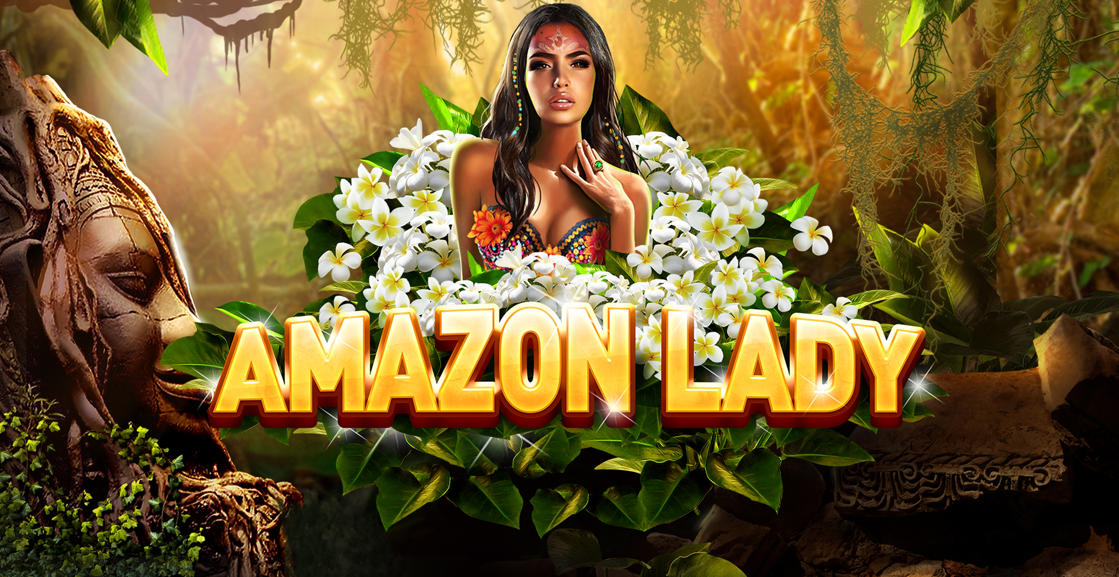 Win Money in Amazon Lady Free Slot Game by Skywind
