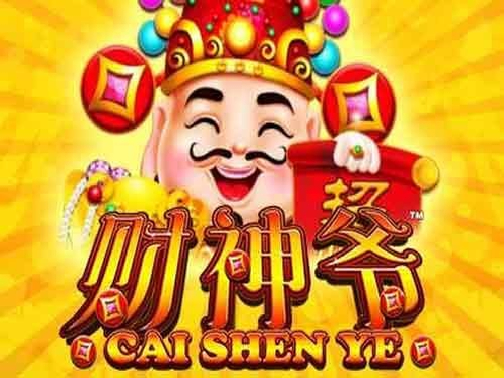 Win Money in Cai Shen Ye Free Slot Game by Skywind