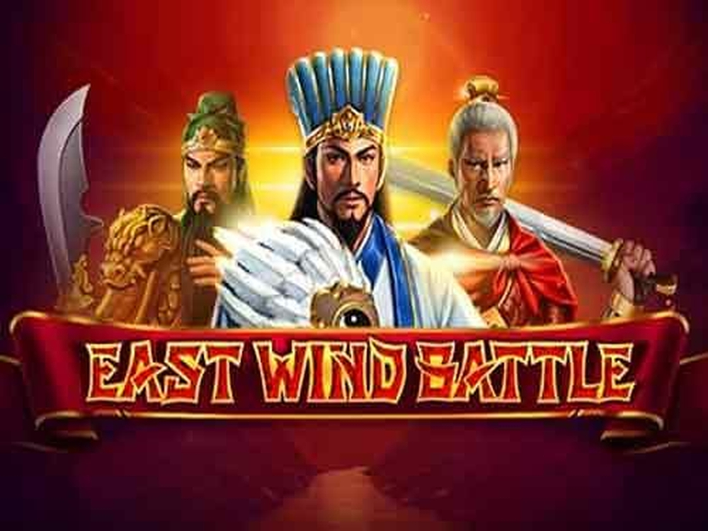 Win Money in East Wind Battle Free Slot Game by Skywind